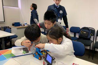 【中野教室】インクリメントでカウント&大型ロボット動き出す Aクラス10日目 & Bクラス9日目